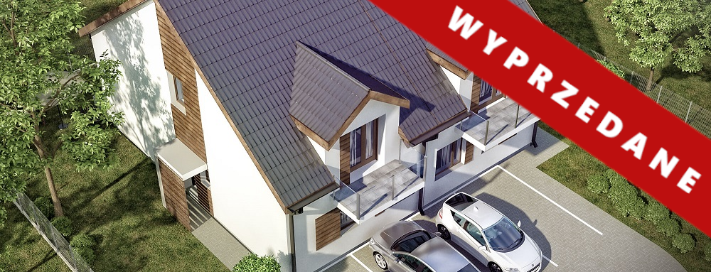 Inwestycja nowe domy Komorniki Sadowa