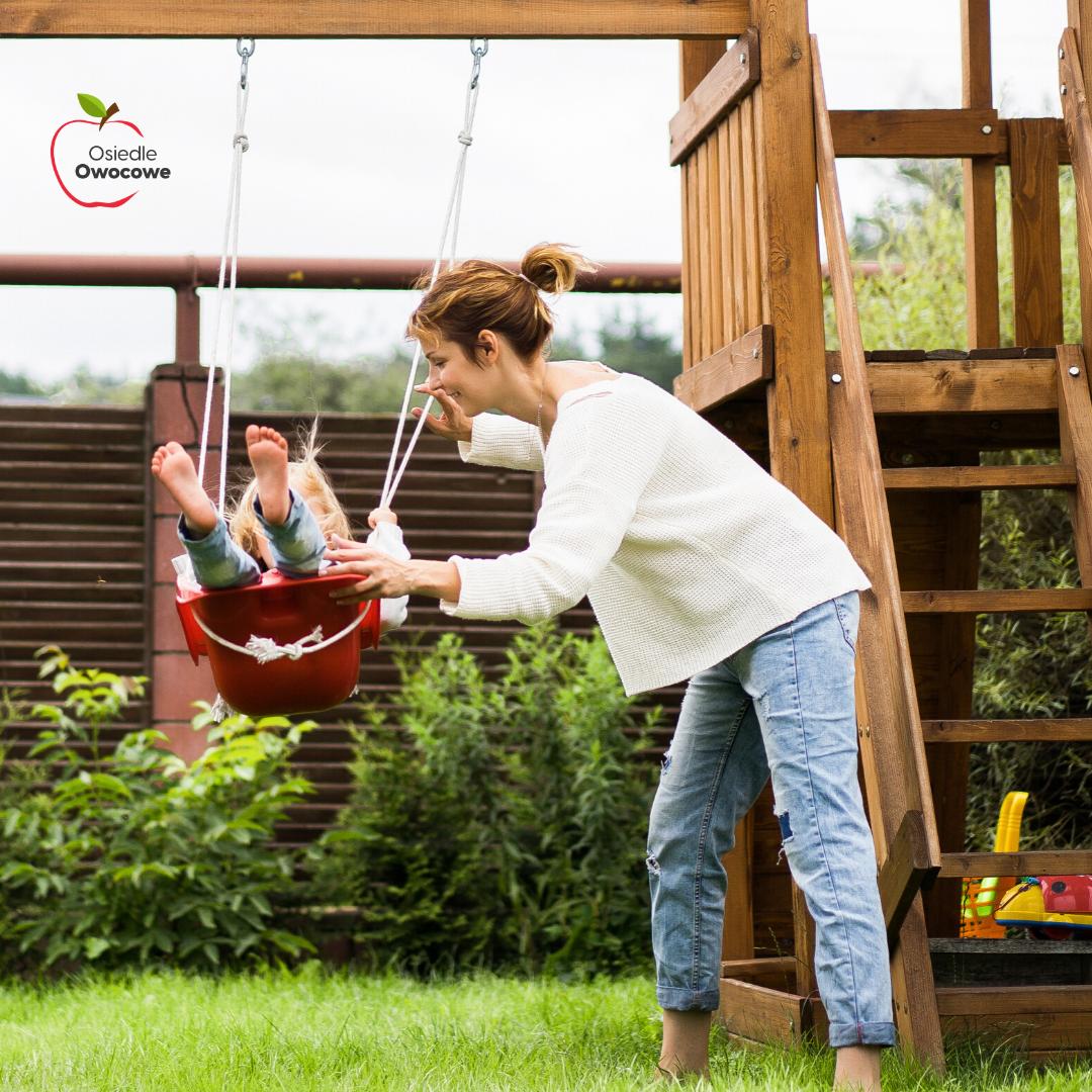 Twój własny dom z ogrodem na Osiedlu Owocowym